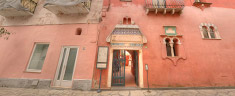 Immagine del virtual tour 'Museo Casa Rossa'